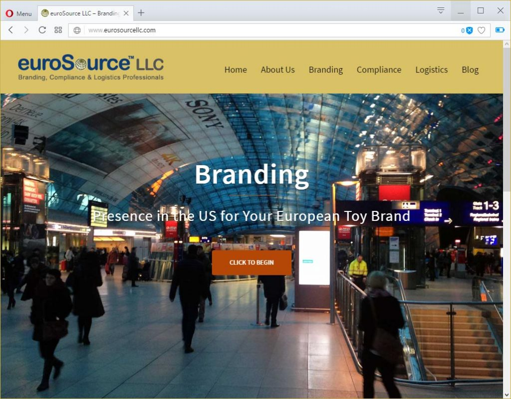 euroSource LLC - branding, compliance, logistics